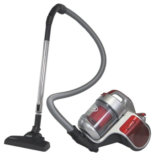 MOTION Bagless Cylinder Vacuum Cleaner